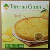 Tarte au citron pâte sablée croustillante pur beurre - Produit