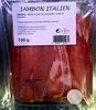 Jambon italien - Produit
