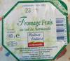 Fromage frais au lait de Normandie - Product