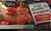Hachés recettes gourmandes Tomates cuisinées - Produit