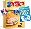 escalope cordon bleu -30% de matières grasses - Produit
