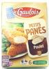 petits panés de poulet x6 - Produit