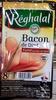 Bacon de dinde fumé au bois de hêtre - Prodotto