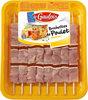 brochettes de poulet tomate et volaille decor - Product