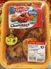 cuisses de poulet découpées facon churrasco - Produit