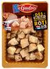 Dés de filet de poulet rôti - Produit