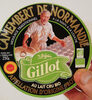 camembert de Normandie Gillot bio - Product