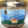 Terrine de lapin au romarin - Produit