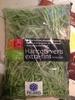 Haricots verts extra-fins surgelés - Product