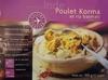 Poulet Korma et riz basmati - Product