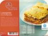 Lasagnes à la bolognaise, Surgelées - Product