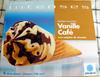 Cônes intenses Vanille Café avec pépites de chocolat - Produit