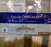 Dos de Cabillaud surgelés - Product