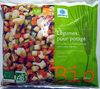 Légumes pour potage bio surgelés Picard - Produit