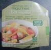 Mélanges de légumes vol vapeur (carottes jaunes, patates douces, panais, garden peas) - Produit