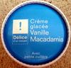 Crème glacée Vanille - Macadamia - Produit