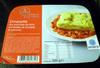 Omelette aux pommes de terre, compotée de tomates et poivrons Picard - Product
