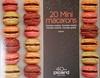 20 mini macarons - Produit