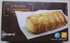 2 Roulés l'emmental Pâte pur beurre - Product