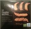 12 crevettes apéritives - Product