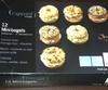 12 Mini-bagels - surgelés 185 g - Produit
