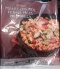Au Menu Poulet, Légumes, Petites Pâtes, Mozzarella - Surgelé - Product