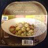 Gnocchis au pesto et tomates marinées - Produkt