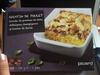 Gratin de Poulet, Écrasée de Pommes de Terre, Châtaignes, Champignons et Tomme de Savoie - Product