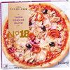 Pizza N°18 - Thon, Tomate, Olive - Produit