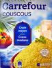 Couscous grain moyen - Producto