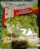 Salade prête à consommer, Salade Composée (5 portions) - Product