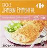 Crêpes Jambon Emmental - Product