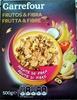 Fibra 5 frutas y frutos secos - Product