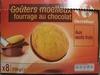 Goûters moelleux au chocolats - Produit