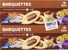 Barquettes Chocolat Noisette - Produit