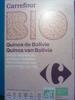 Quinoa de Bolivie Bio - Produit