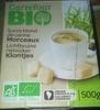 Sucre Blond de canne Morceaux - Produit
