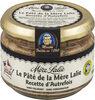 Le Pâté de la Mère Lalie Recette d'Autrefois - Produit