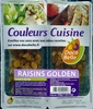 Raisins Golden - Product
