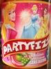 Partyfizz Pomme Raisin - Produit