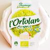 L'Ortolan Organic - Produkt