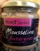 Mousseline d'aubergines - Produit