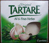 L'Original Tartare, Ail & Fines Herbes (6 portions) - (32,2 % MG) - Produit
