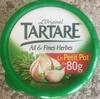 L'original Tartare Ail & Fines Herbes - le petit pot - Product