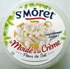Le Moulé à la Crème, Fleur de Sel (36,5 % MG) - Prodotto