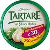 L'Original Tartare Ail & Fines herbes - Prodotto