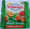 Fruits mixés (Abricot Goyave) - Product