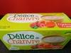 Délice de chanvre Framboise fraise - Product
