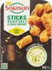 Sticks vegetali ai cereali croccanti - Produit