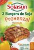 2 burgers de soja provenzal - Product